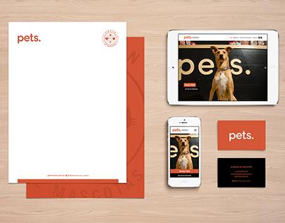 PETS, almacén de mascotas