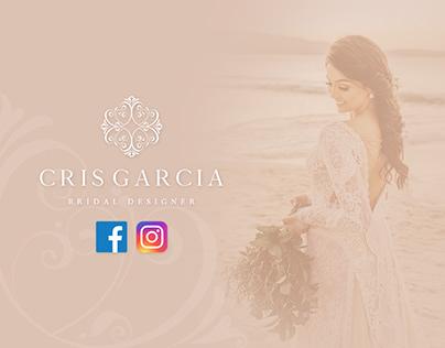 Redes Sociais - Cris Garcia Bridal Designer