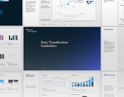 McKinsey & Co / Dataviz Guidelines