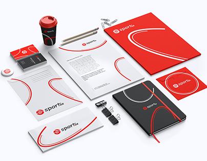 E-Sport logo , brand guideline