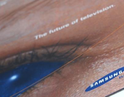Samsung Broschüre