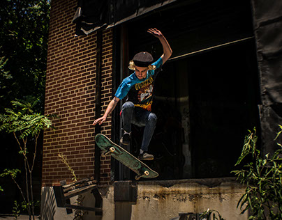 Skate and Warehouse