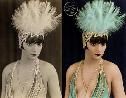 Vintage Photos Colorized - 2019