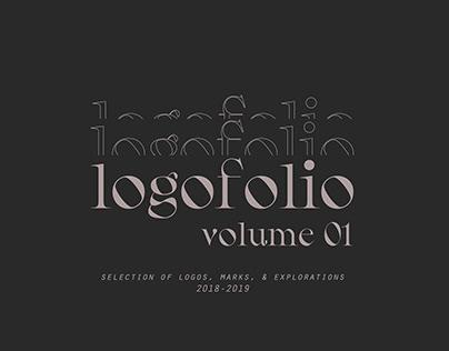 Logofolio Vol. One; 2018-2019
