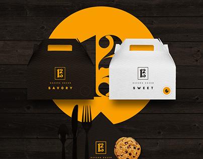 Bakers Dozen - Branding & Packaging