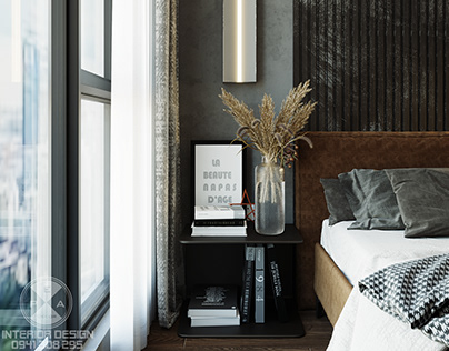 BEDROOM 2 - INDUSTRIAL STYLE