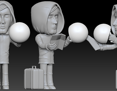Adam minitime traveler