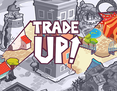 Trade Up - Economic Strategy Game for iOS