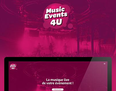 MusicEvents4u