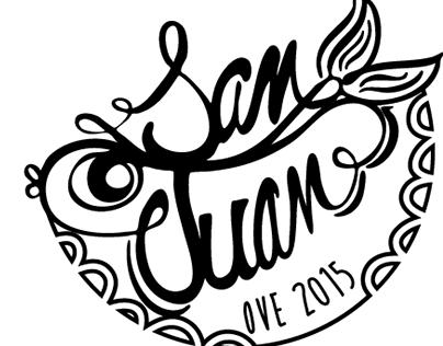 Lettering para logotipos y camisetas