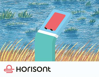 Horisont - Meditative Hiking