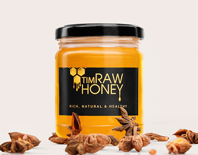 Tim Raw Honey