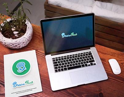 Brand identity - Brainmint