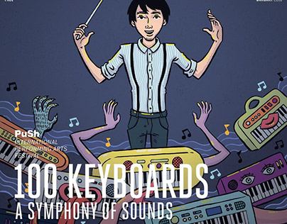 100 Keyboards for BeatRoute