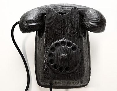 Duplex, a wooden telephone novel.