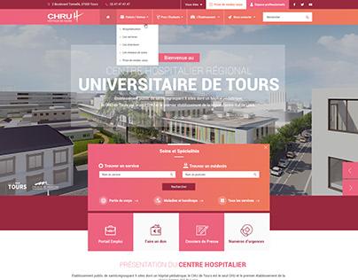 Freelance Project - CHU