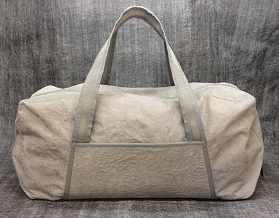 Dyneema® Bonded Leather - Contour Weekender