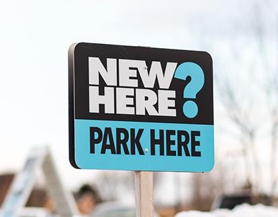 Parking Lot Signage