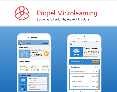 Propel MicroLearning