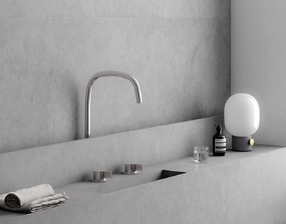 Piet Boon faucet by Cocoon / CGI