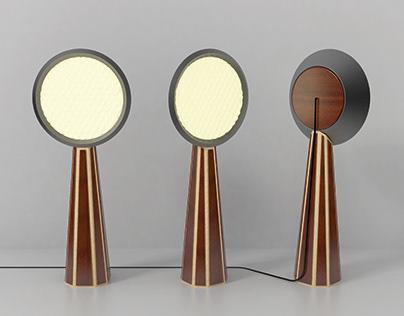 ´56 FLOOR LAMP