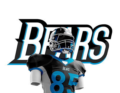 Bears Football Team