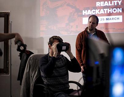 VR HYPER REALITY HACKATHON