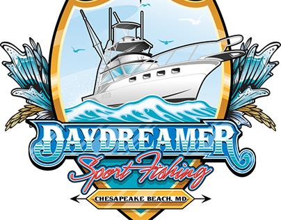 Daydreamer Logo Illustration