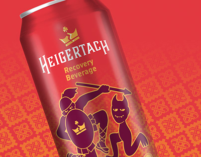 Heigertach Recovery Beverage