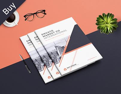 Professional Business Brochure