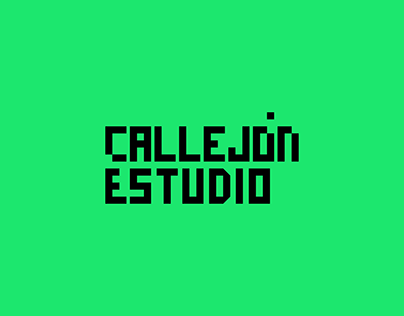 Branding for Callejon Estudio by Nicola Contreras