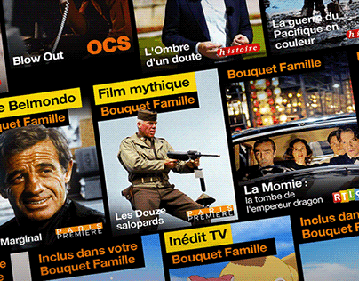 Orange : tv entertainment production