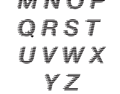 Unnamed Font (WIP)