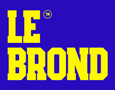 Le Brond College Fonts