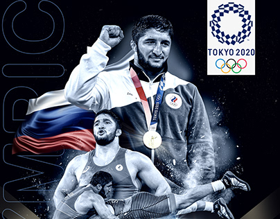 ART for Olympic champion Abdulrashid Sadulaev