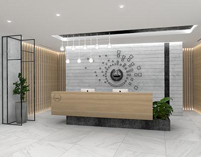 OFFICE DESIGN - DUBAI POLICE HQ (PITCH)