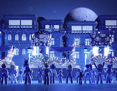 RTVE - Christmas Campaign