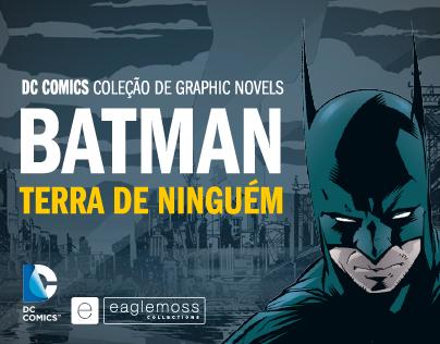 DCGN ESPECIAL BATMAN - TERRA DE NINGUÉM
