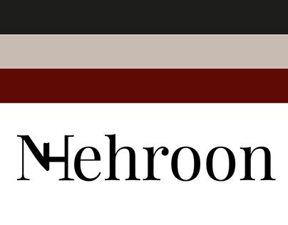 Mehroon - UI/UX