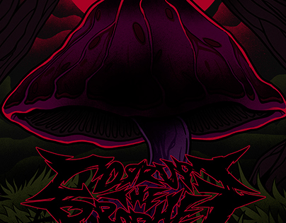 Corrupt the Prophet. Album Cover & Logo