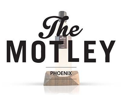 Phoenix Cologne Bottle & Packaging