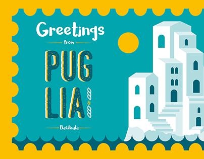 Greetings from Puglia & Basilicata