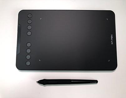 XP-PEN Deco Mini7 Video Product Review