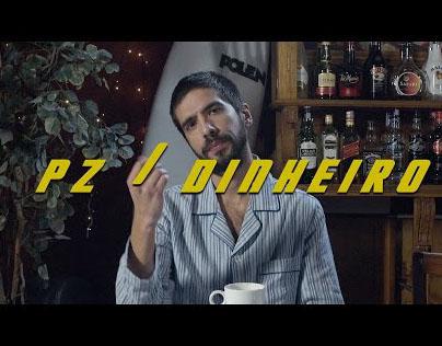 """PZ """"Dinheiro"""" (2015)"""