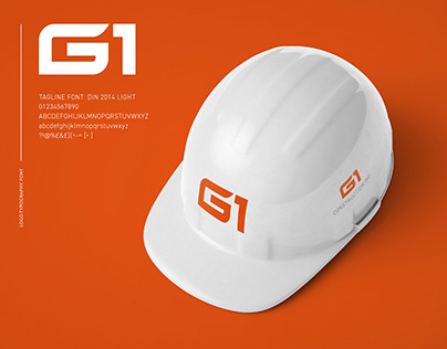 Logo Design, Corporate Identity & Branding / G1
