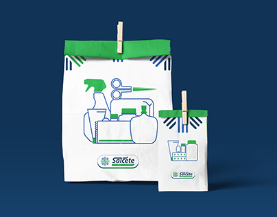 Salcete Pharmacy Branding