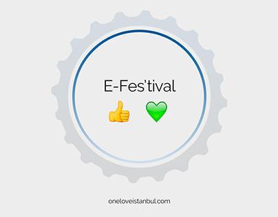 Efes 1 Love - Digital Fest