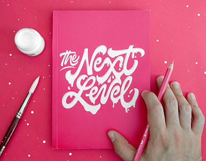 The Next Level | Logo Design & Exhibition