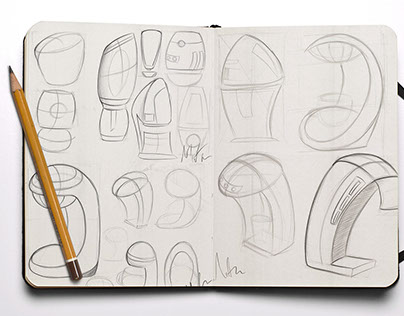 Coffee Maker (Ideation)