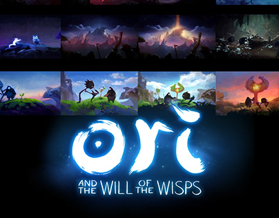 Ori and the Will of the Wisps: Concept Art